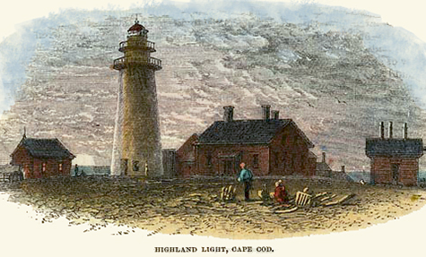 Highland Light - History of New England