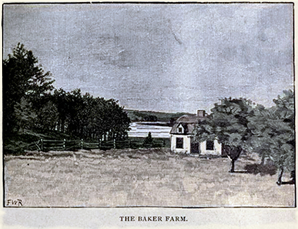 Baker Farm, Lincoln, Mass.