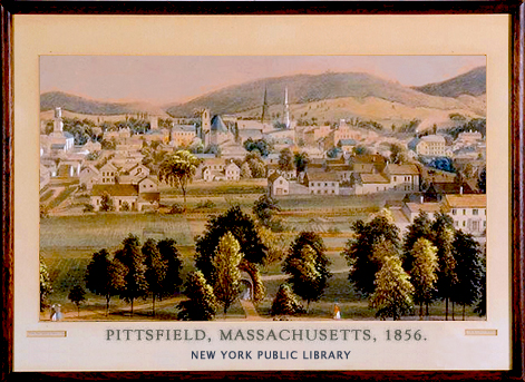 Pittsfield, Massachusetts, 1856