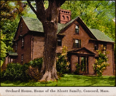 Orchard House, Concord, Mass.
