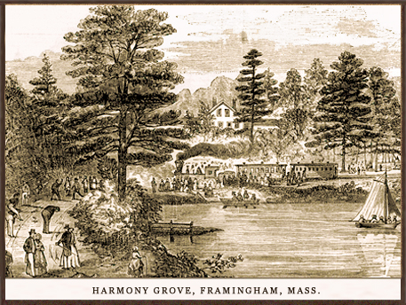 Harmony Grove, Framingham, Massachusetts