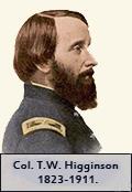 Thomas Wentworth Higginson in 1862