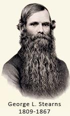 George L. Stearns, Medford