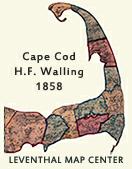 HF Walling, Cape Cod, 1858
