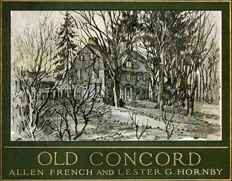 Old Concord by Allen French